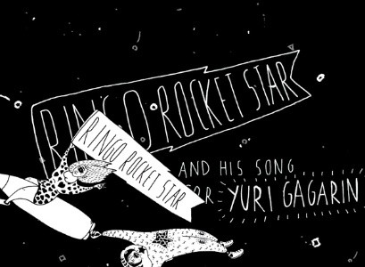 RINGO ROCKET STAR AND HIS SONG FOR YURI GAGARIN Image 3